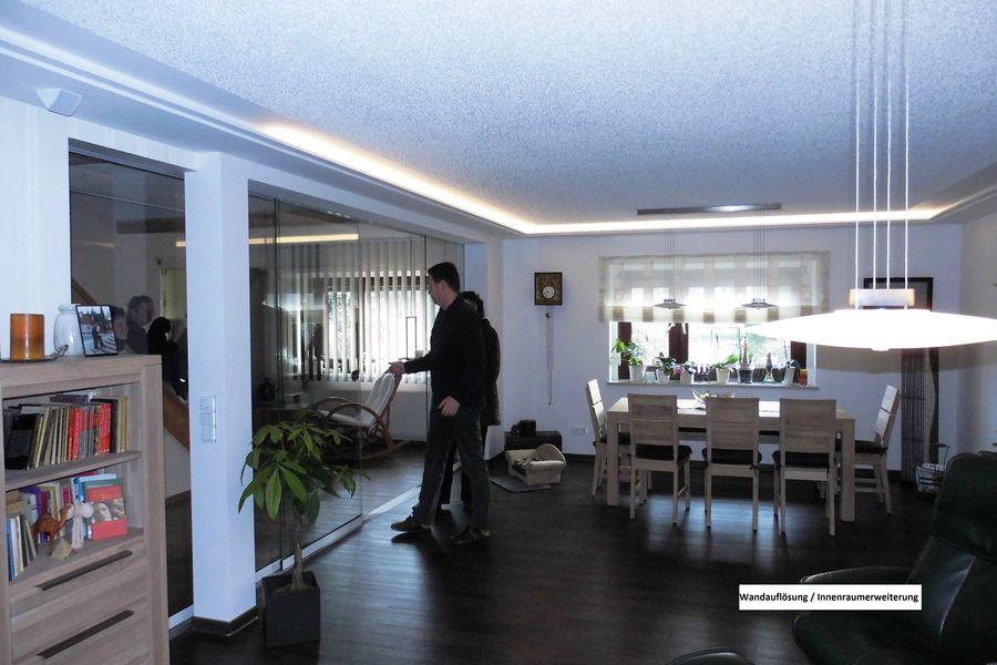 bauplanung kleicke wohnraum erweiterung - 6